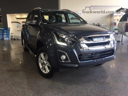 2018 Isuzu UTE D-Max My18 LS-T High Ride 4x4 Light Commercial for Sale