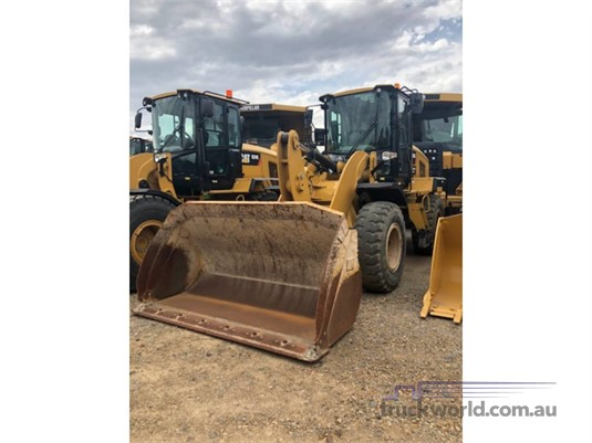 2016 Caterpillar 926M Heavy Machinery for Sale