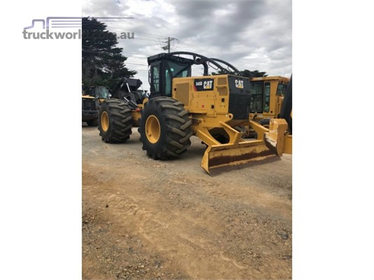 2017 Caterpillar 545D Heavy Machinery for Sale