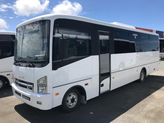 2016 Isuzu School Bus - Buses for Sale