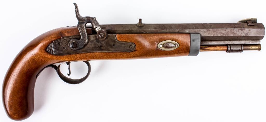 Firearm CVA 50 Cal Black Powder Cap-n-Ball Pistol