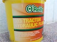 O'Reilly 303 Tractor Hydraulic Fluid 5 Gal Jug   Meridian