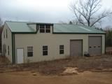 40+/- Acres & Metal Building