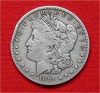 Weekly Coins & Currency Auction 10-26-18