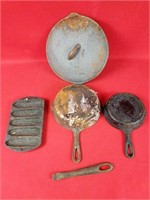 Cast Iron Consignment Auction