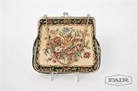 Vintage Steiner quilted handbag