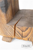 Witco style end table