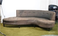 Mid-century boomerang couch
