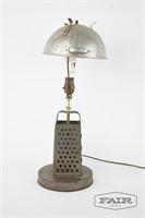 Kitchenware lamp