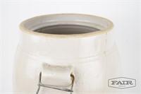 Large ceramic crock