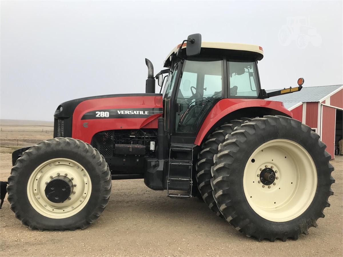 2012 Versatile 280 For Sale In Garrison North Dakota