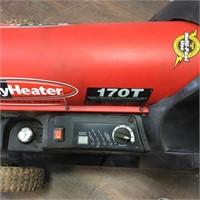 Reddy-heater Pro Series 170t 170000 Btu
