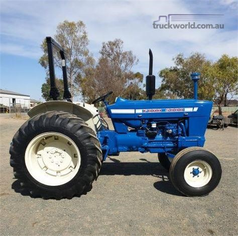 0 Ford 5000 - Farm Machinery for Sale