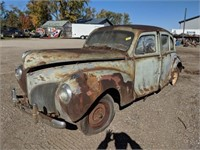 Collector Car and Parts Auction