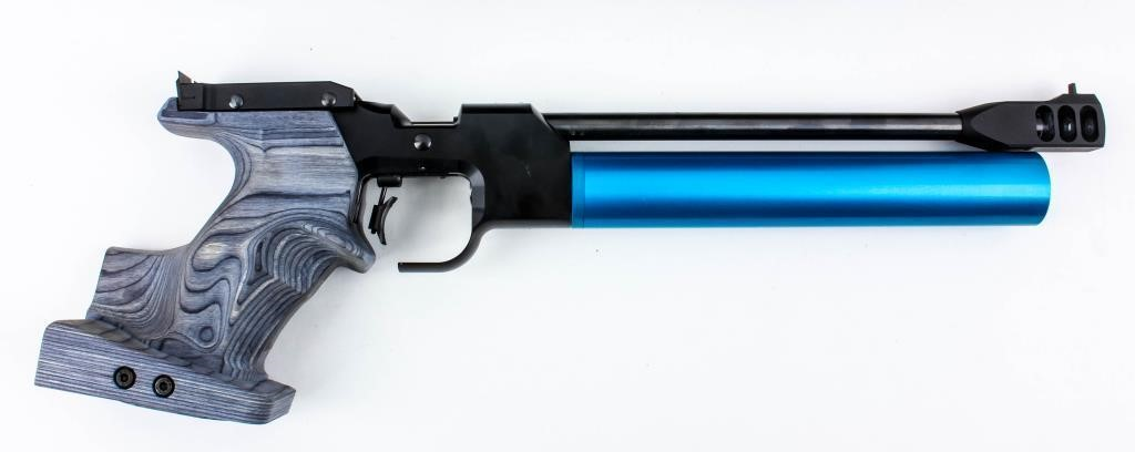 Tau Brno Mk08 Single Shot Air Pistol in  177 | AZFirearms
