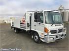 2008 Hino 500 Series 1024 FD Crane Truck