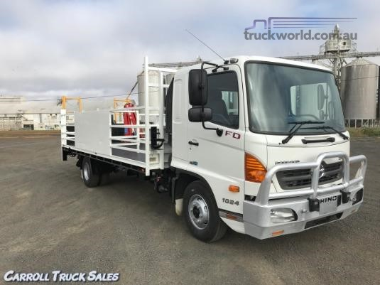 2008 Hino 500 Series 1024 FD Carroll Truck Sales Queensland - Trucks for Sale