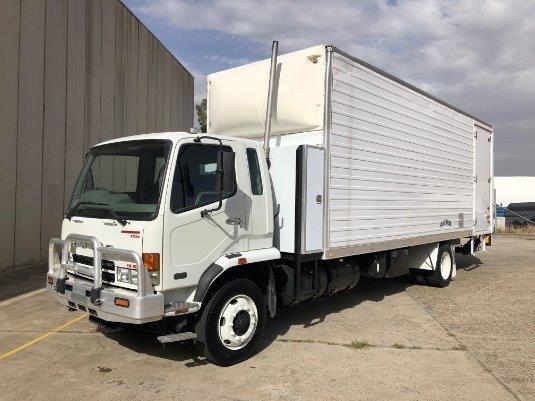 2007 Mitsubishi Fuso FIGHTER 10 - Trucks for Sale
