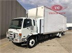 2007 Mitsubishi Fuso FIGHTER 10 Cab Chassis
