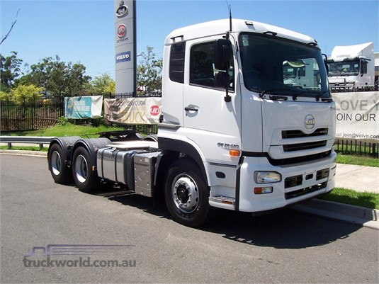 2016 UD GW26420 Trucks for Sale
