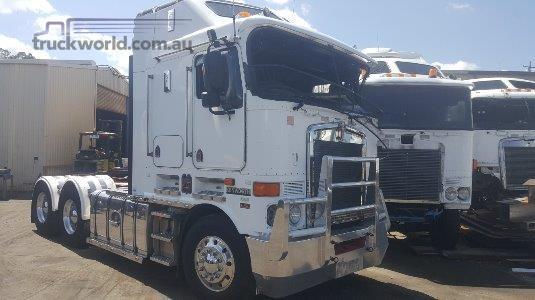 2011 Kenworth K108 - Wrecking for Sale