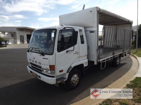 2007 Fuso Fighter 6 Cross Country Trucks Pty Ltd - Trucks for Sale