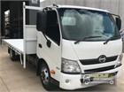 2012 Hino 300 Series Cab Chassis