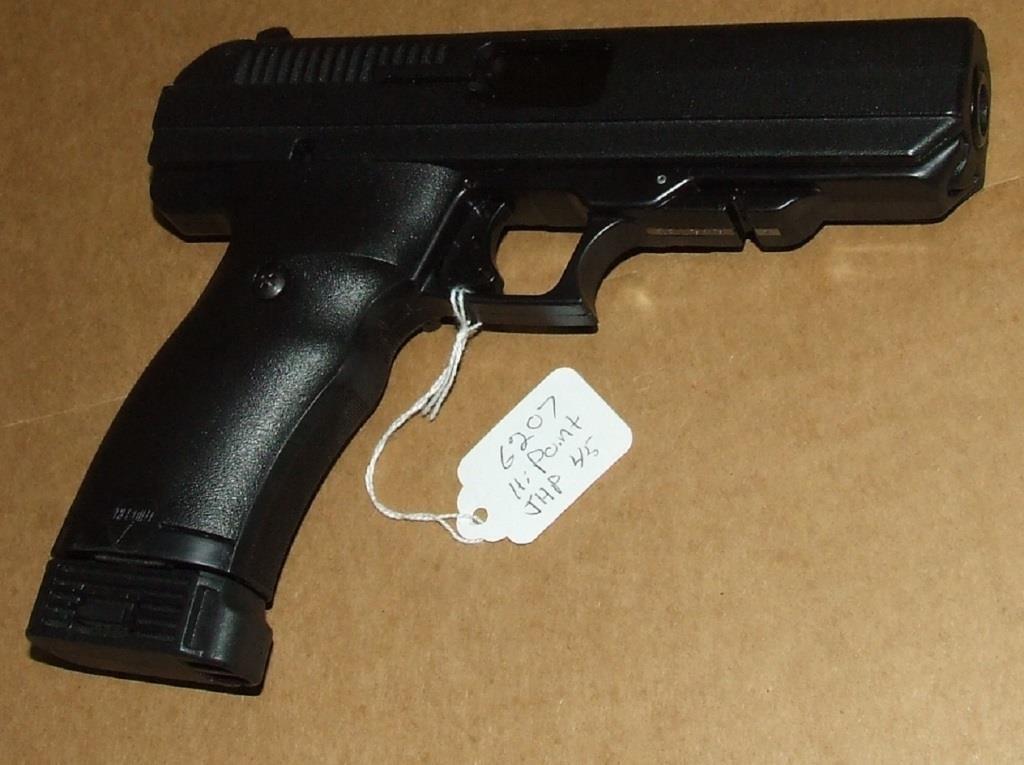 Hi Point JHP-45 45ACP Pistol | Baer Auctioneers - Realty, LLC