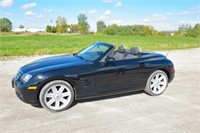 2005 Chrysler Crossfire Roadster Auction