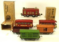 TRAINS & RAILROADIANA AUCTION