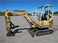OCT 18, 2018 - ONLINE ONLY CONSTRUCTION EQUIPMENT AUCTION -