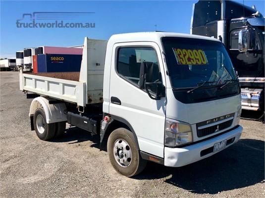 2009 Mitsubishi Canter All Star Equipment Sales - Trucks for Sale
