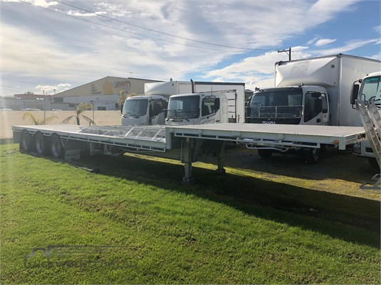 2019 Panus Drop Deck Trailer All Star Equipment Sales - Trailers for Sale