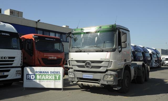Mercedes-Benz ACTROS 3351