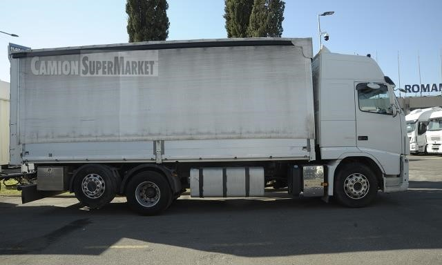 Volvo FH520 Second-hand