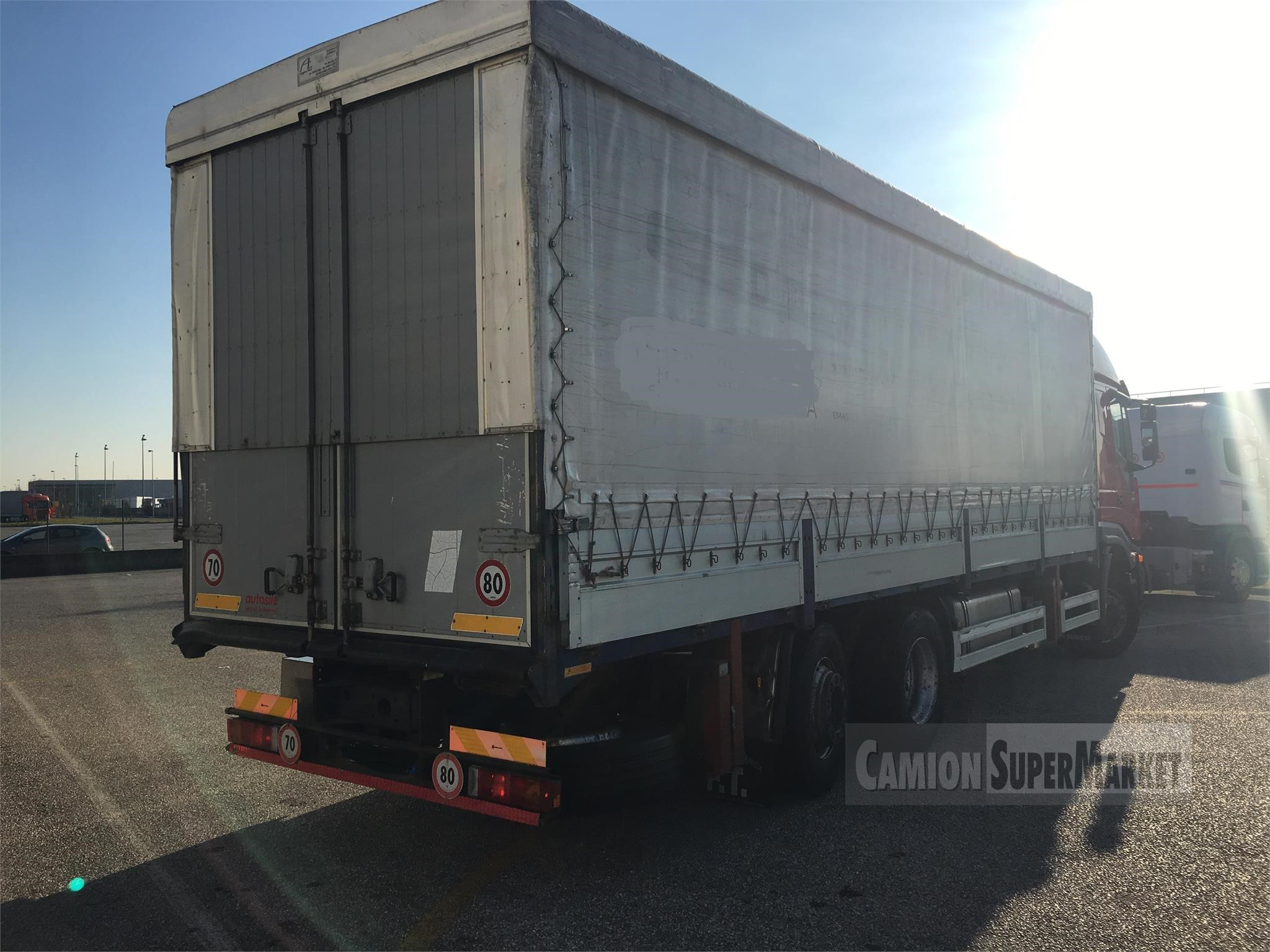 Iveco STRALIS 400 used 2006