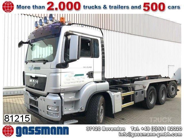MAN TGS35.480