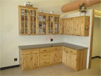 House of Cabinets Online Auction