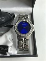 Ladies Geneva Quartz Watch & Sunglasses