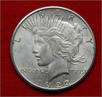 Weekly Coin & Currency Auction 10-19-18
