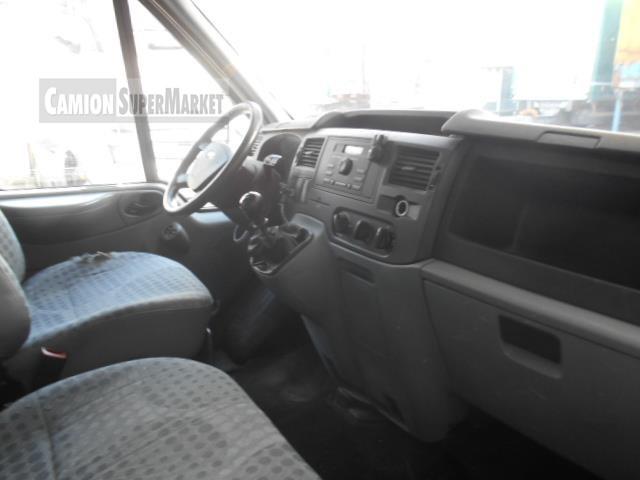 Ford TRANSIT Uzywany 2007 Lombardia