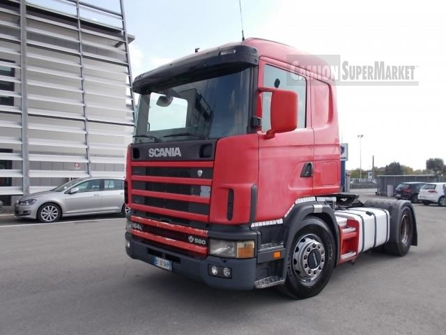 Scania R164 used