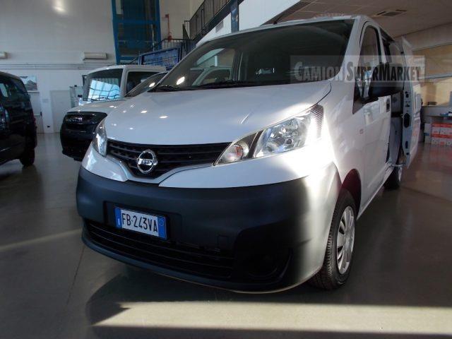 Nissan NV200 Nuovo 2016