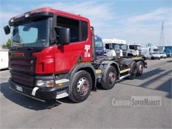 Scania P420  Uzywany