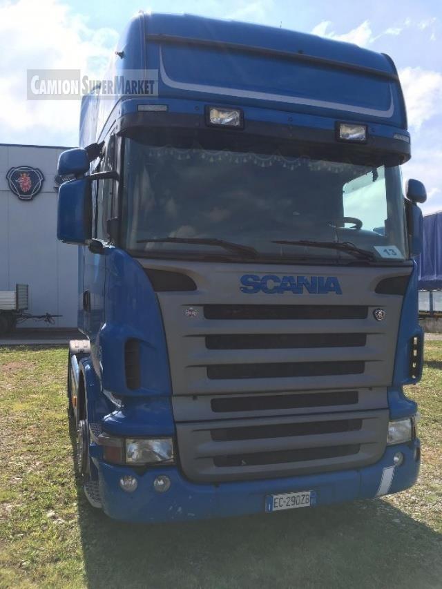 Scania R480 used