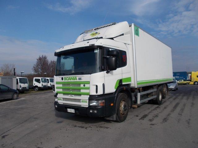 Scania P124 Usato