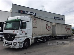 MERCEDES-BENZ ACTROS 2546  used