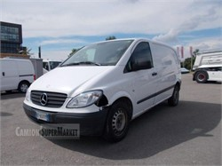 MERCEDES-BENZ VITO 111  used