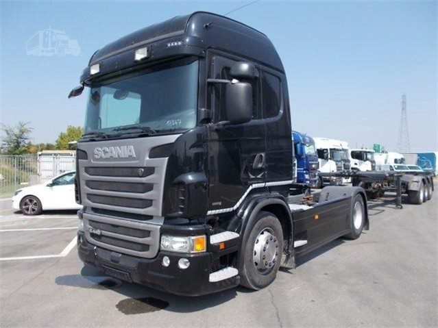 2013 SCANIA G440 For Sale In Parma, PR Italy