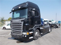SCANIA G440  used
